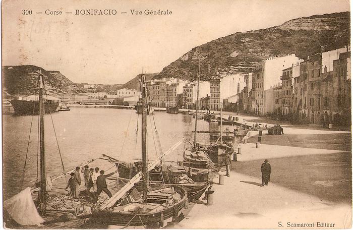Journées du patrimoine 2019 - Commerce de cabotage dans les Bouches de Bonifacio et en Corse au XVII et XVIII ème siècles.