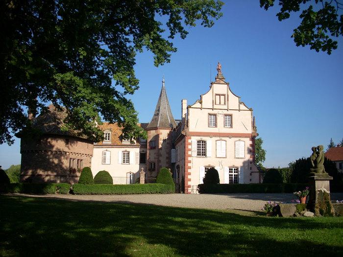 Journées du patrimoine 2019 - Visite du château d'Osthoffen commentée par le propriétaire