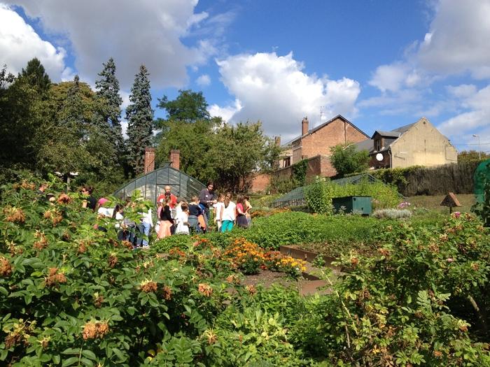 Journées du patrimoine 2020 - Visite / L'école en plein air : le jardin d'agrément du Familistère