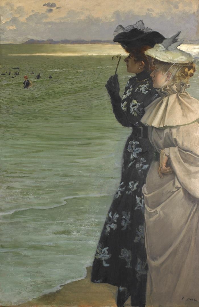 Journées du patrimoine 2020 - Exposition Crinolines et chapeaux : la mode au temps des impressionnistes