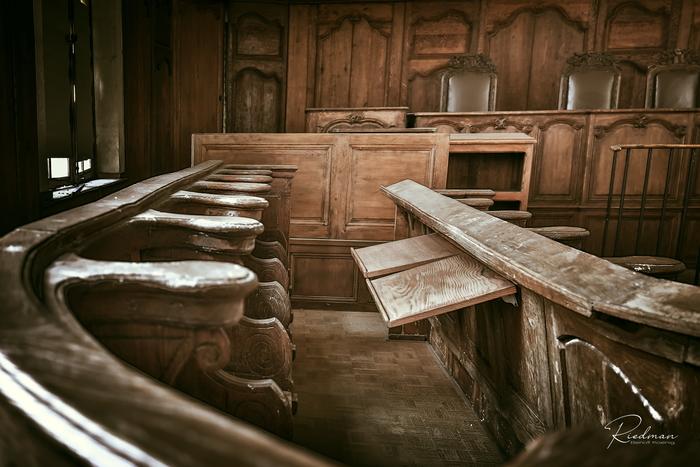 Journées du patrimoine 2020 - Centre Historique de Neufchâteau : découverte de l'ancien Tribunal