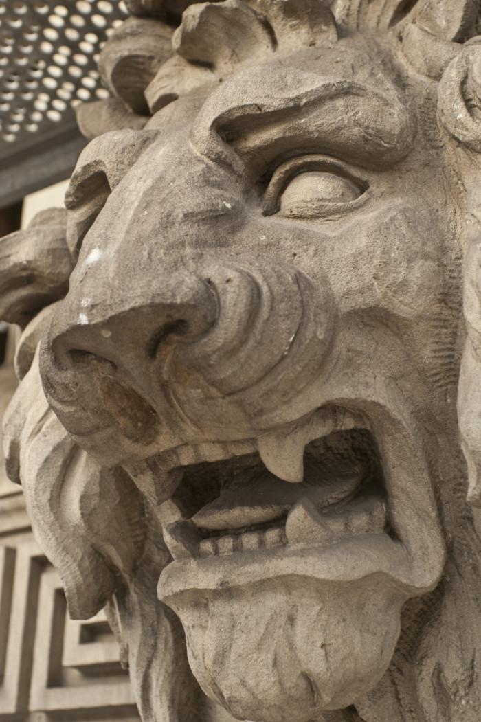 Journées du patrimoine 2020 - Visite des façades de la Bnu | JEP