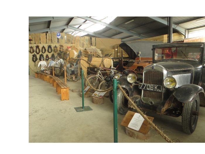 Journées du patrimoine 2020 - Visite guidée du musée rural La Bertauge