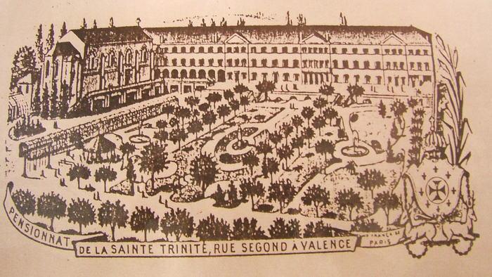 Journées du patrimoine 2020 - Visite commentée de la chapelle des Trinitaires du lycée Sainte-Anne La Providence