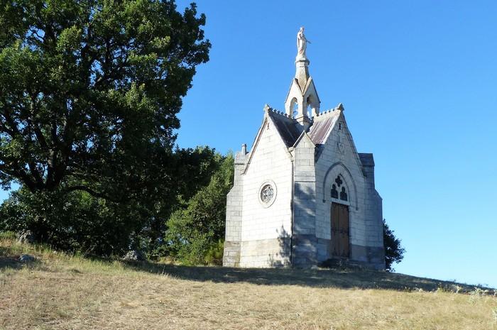 Journées du patrimoine 2020 - Visite de la chapelle