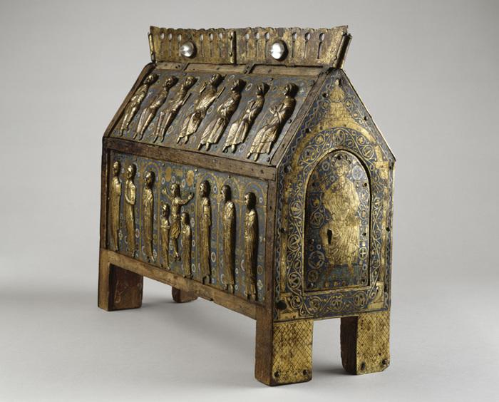 Journées du patrimoine 2019 - Visites-découvertes des Châsses de Ségry-Trésor du Musée de Cluny
