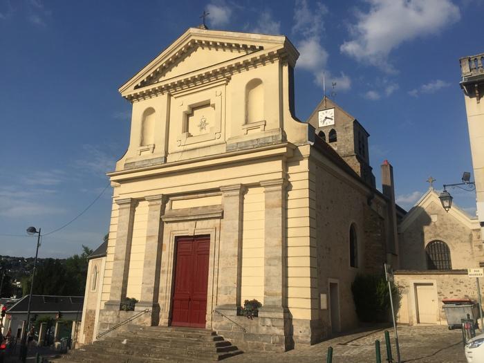 Journées du patrimoine 2020 - Visite commentée de l'église d'Orsay
