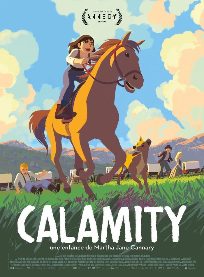 CINÉMA : Calamity, une enfance de Martha jane Cannary