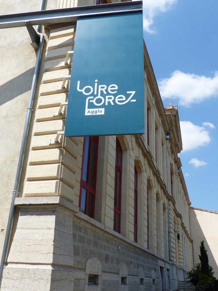 Journées du patrimoine 2020 - Visites de l'Hôtel d'agglomération et médiathèque