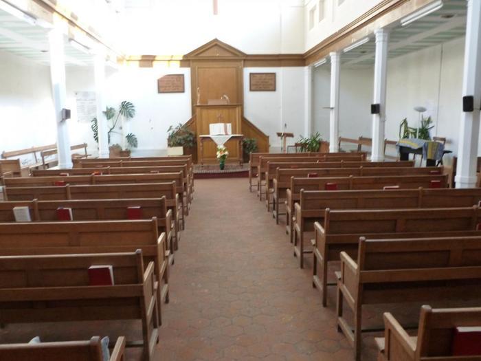 Journées du patrimoine 2019 - Visite de l'église protestante et réformée de Sens et environs