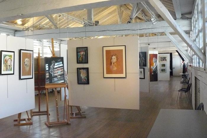 Journées du patrimoine 2020 - Découverte du salon Hal'Art