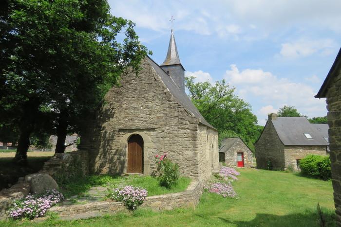 Journées du patrimoine 2020 - Visite libre ou guidée du village et de la chapelle de Maubran, à Peillac