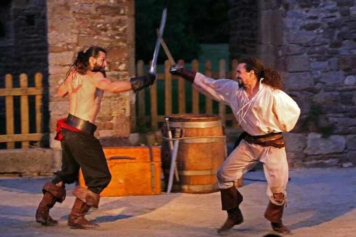 Journées du patrimoine 2019 - Spectacle : la vraie vie des Pirates