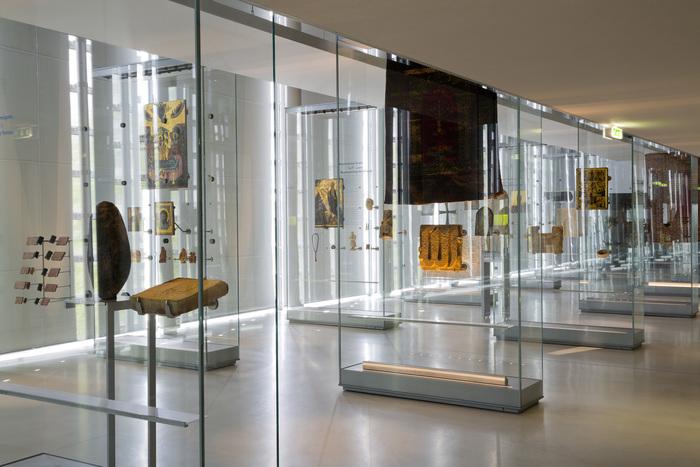 Journées du patrimoine 2020 - Visite du musée de l'IMA
