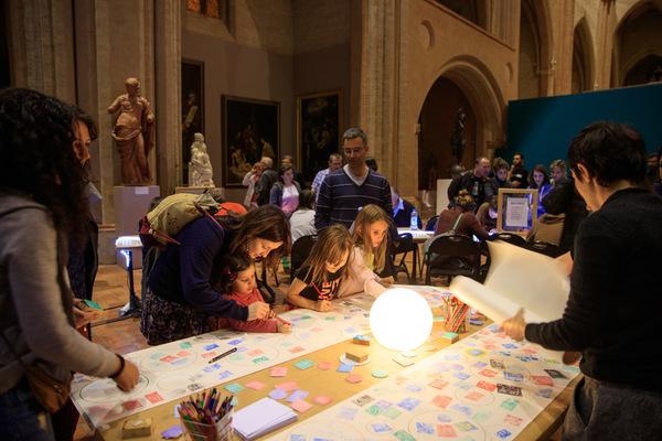 Nuit des musées 2019 -Atelier d'arts plastiques