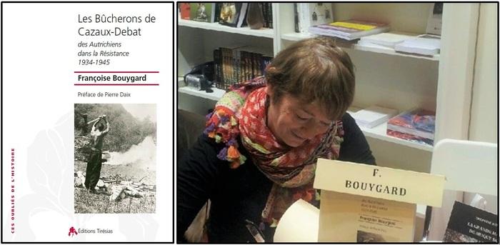 Journées du patrimoine 2020 - Conférence de Françoise Bouygard, auteure du livre « Les bûcherons de Cazaux-Debat »
