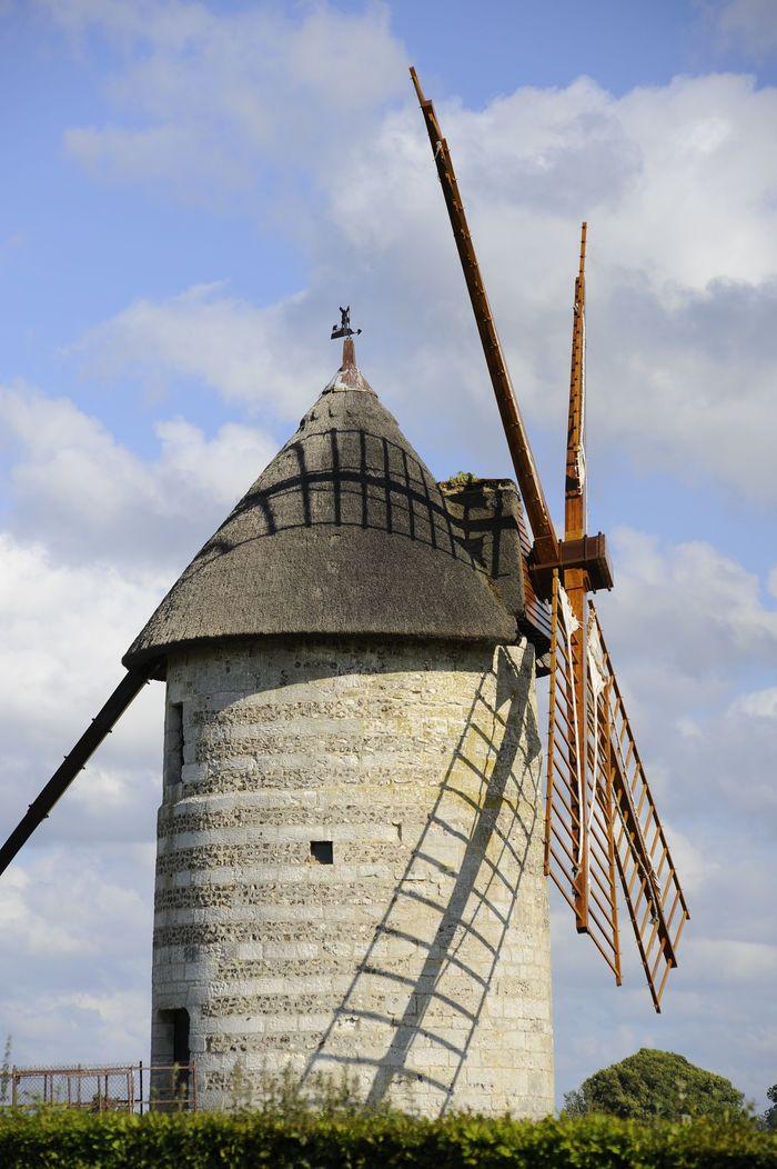 Journées du patrimoine 2019 - Visite guidée du dernier moulin à vent de Haute Normandie