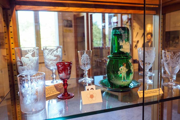 Journées du patrimoine 2020 - Découvrez le verre en vôge à travers les collections permanentes du musée et l'exposition: