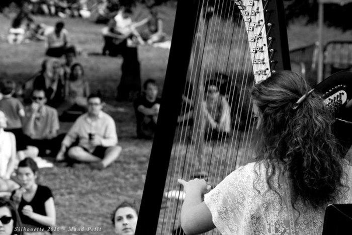 Apéro'jardin et musique baroque avec Silenzio d'Amuri
