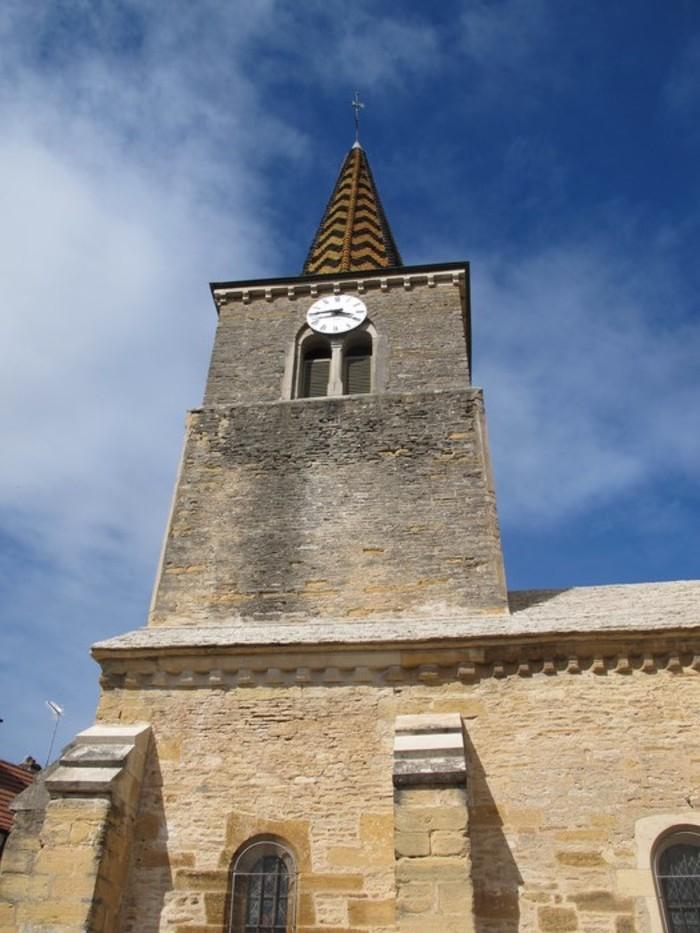 Journées du patrimoine 2019 - Visite de l'Église Saint-Germain et son clocher