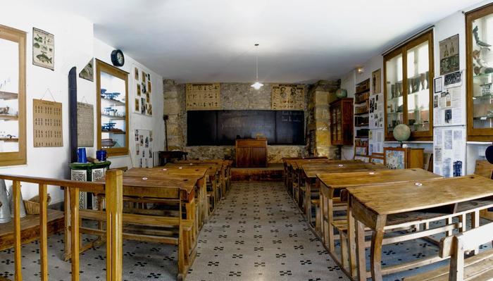 Journées du patrimoine 2020 - Apprendre l'orthographe à l'école en 1900