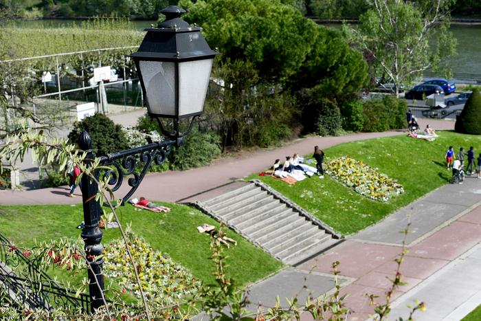Journées du patrimoine 2019 - Visite libre du parc de Bécon