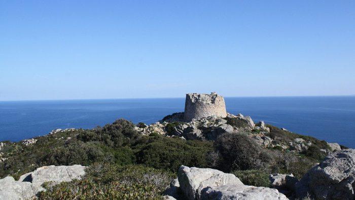 Journées du patrimoine 2020 - A la découverte de la tour Génoise de Capicciolu