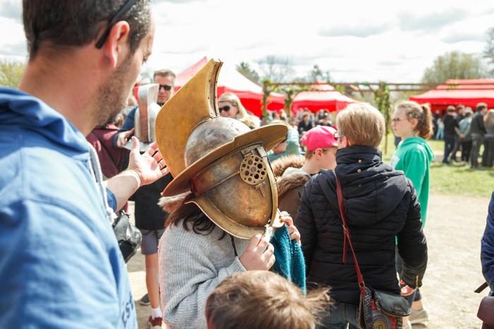 Journées du patrimoine 2019 - Atelier : Entrez dans l'arène des gladiateurs ! Initiation