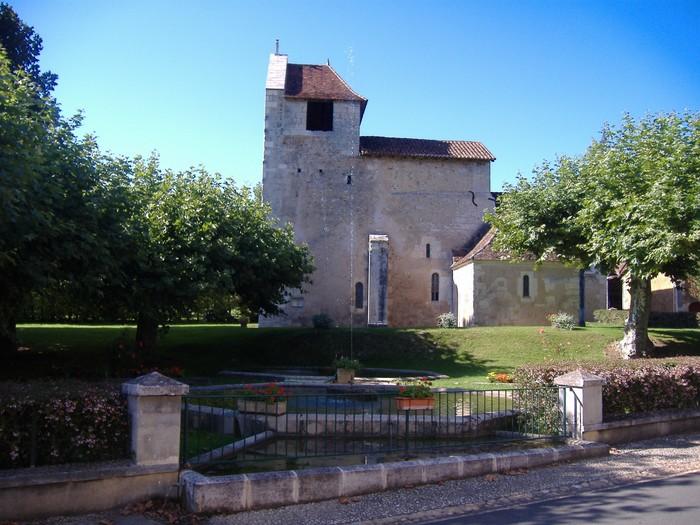 Journées du patrimoine 2020 - Visite libre d'une église romano-byzantine du XIIe siècle