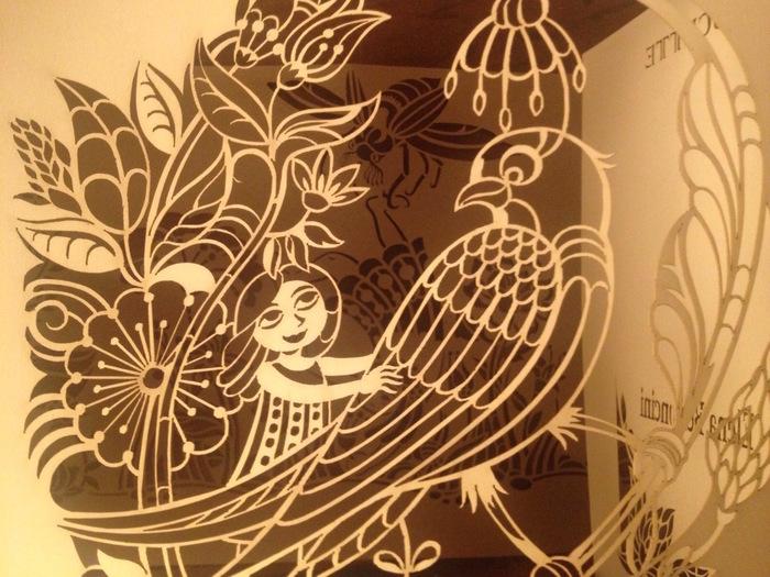 Nuit des musées 2019 -« Poucette » par Elena Bertoncini, atelier du livre d'artiste
