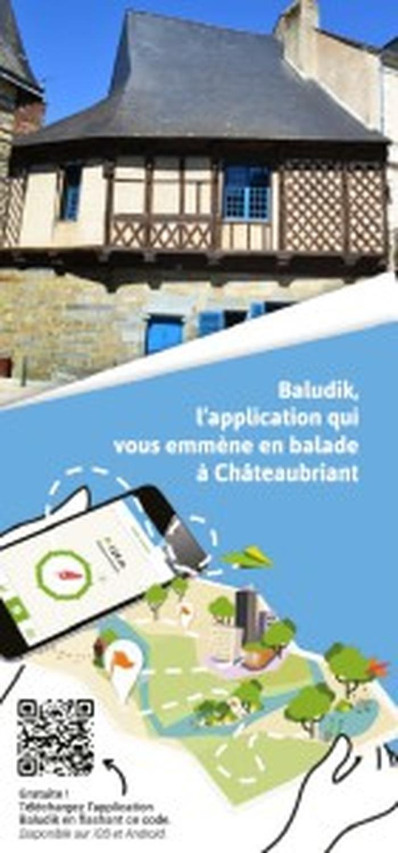 Journées du patrimoine 2020 - Découverte de la ville par Baludik