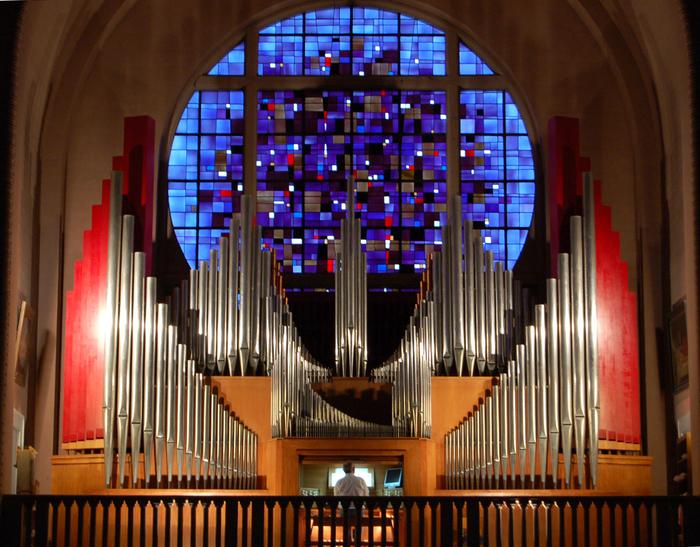 Journées du patrimoine 2019 - Visites en musique de l'église Sainte-Jeanne d'Arc et du grand orgue