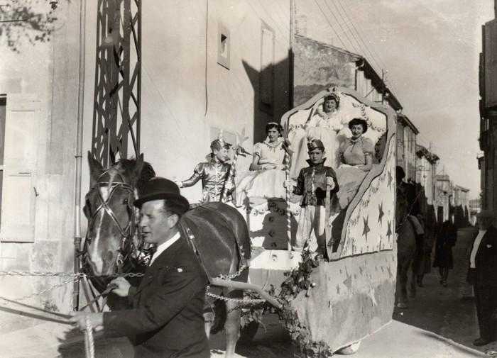 Journées du patrimoine 2019 - Le carnaval de Sigean