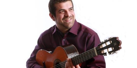 Le musicien arlésien présente son premier album.