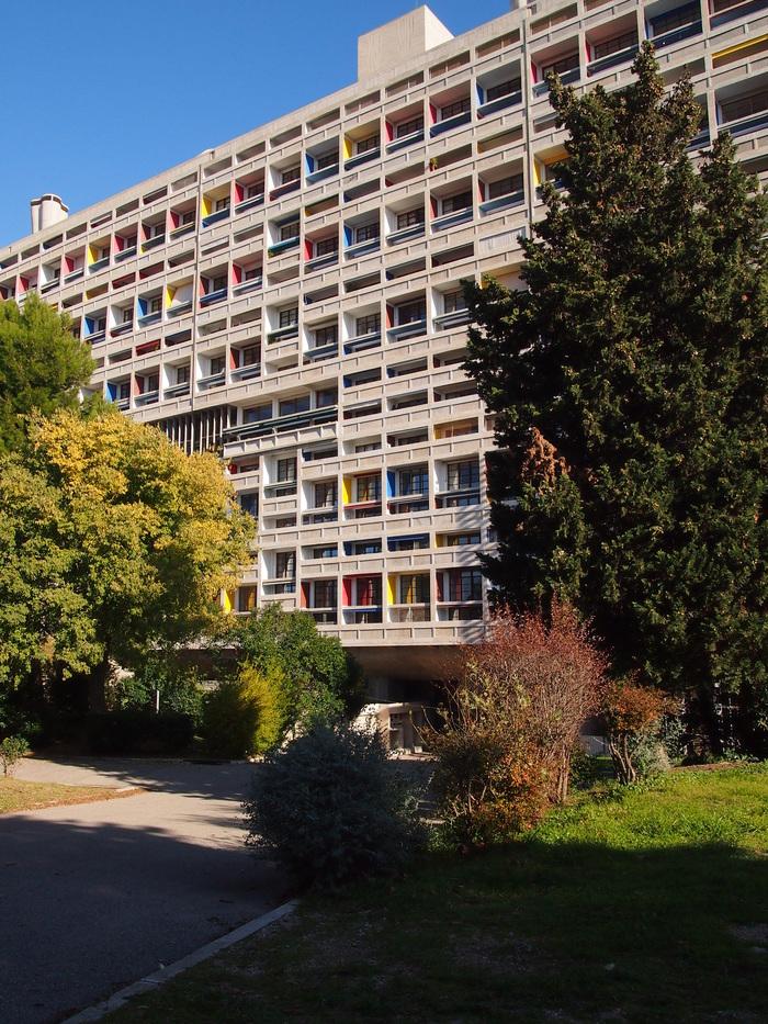 Journées du patrimoine 2019 - Cité Radieuse - Le Corbusier