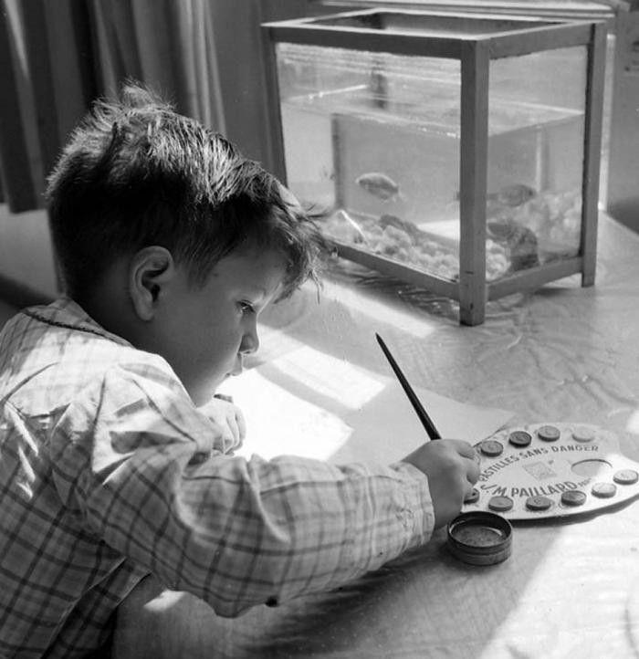 Journées du patrimoine 2020 - Conférence Éclairage sur les collections : le dessins scolaires
