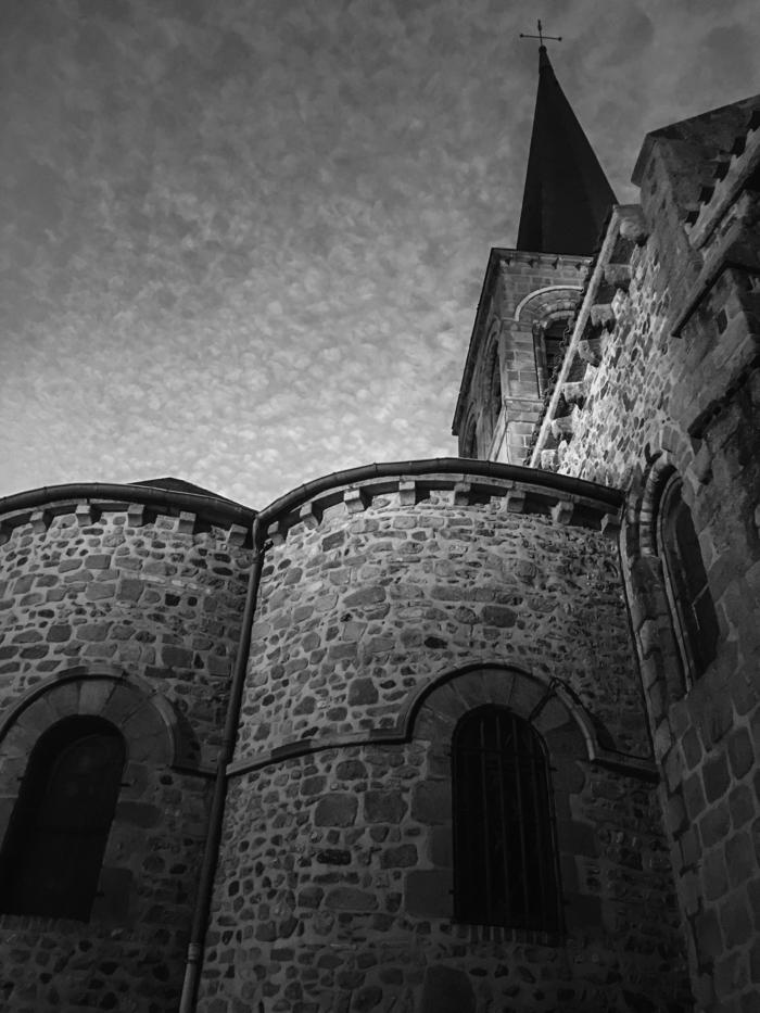 Journées du patrimoine 2020 - Pause patrimoine de l'église Notre-Dame de Domérat et de son clocher