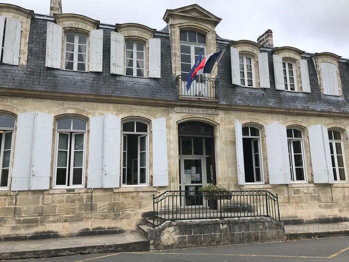 Journées du patrimoine 2020 - Visite patrimoniale de l'hôtel de ville