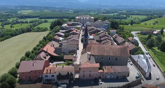Journées du patrimoine 2020 - visite bourg médiéval de Les Marches