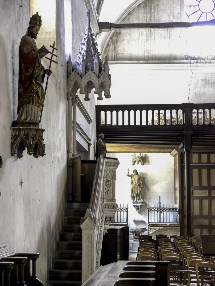 Journées du patrimoine 2020 - Visite de l'église Saint-André