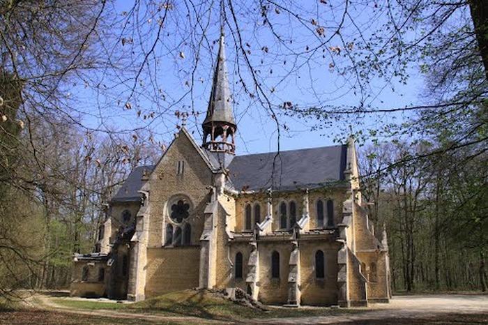 Journées du patrimoine 2019 - Visites guidées de la chapelle Notre Dame du Chêne