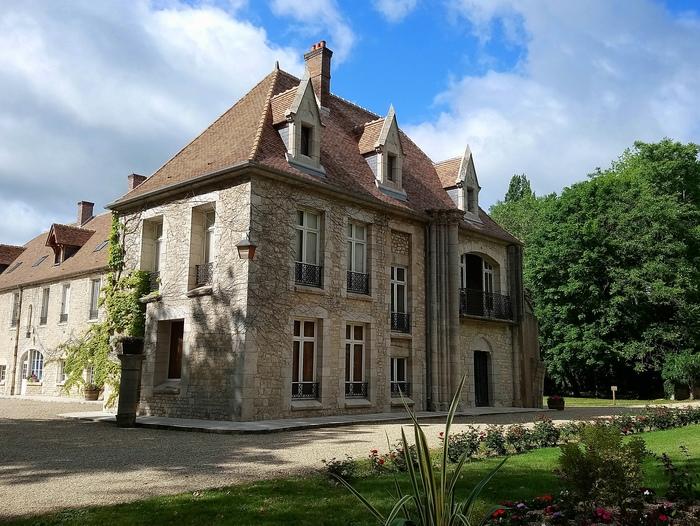 Journées du patrimoine 2020 - Visite commentée de l'Abbaye de Cercanceaux
