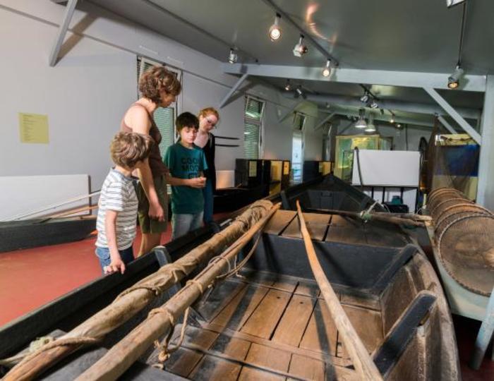 Journées du patrimoine 2020 - Maison des pêcheurs du lac de Grand-Lieu