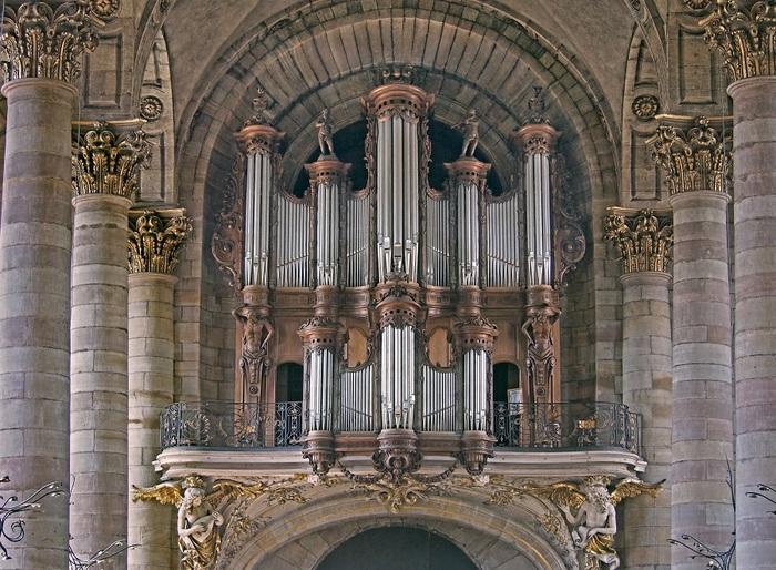 Journées du patrimoine 2019 - Concert d'orgues à l'abbatiale Saint-Nabor
