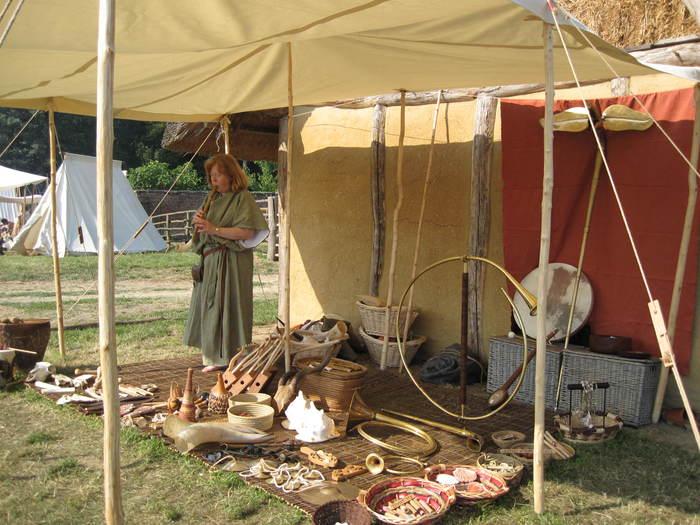 Journées du patrimoine 2019 - Sur les traces de la vie quotidienne des gallo-romains