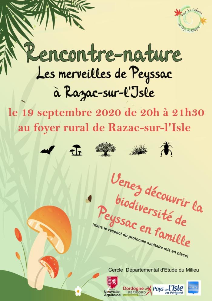 Journées du patrimoine 2020 - Les merveilles de Peyssac