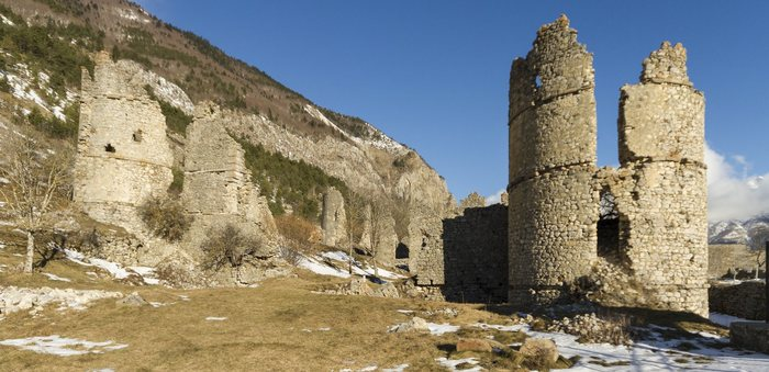Journées du patrimoine 2020 - Exposition-découverte du château de Lesdiguières au Glaizil