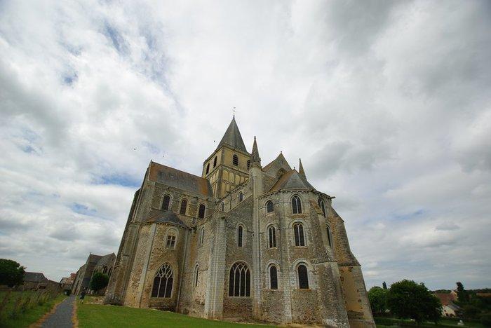 Journées du patrimoine 2020 - Visite libre de l'abbaye Saint-Vigor