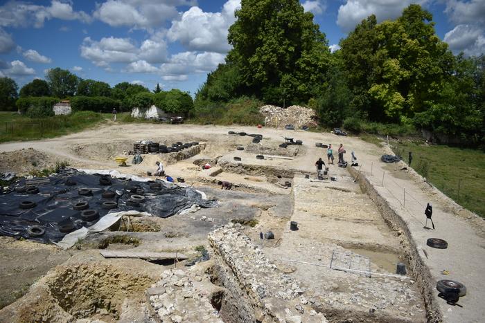 Journées du patrimoine 2020 - Visite commentée du site archéologique de Boves