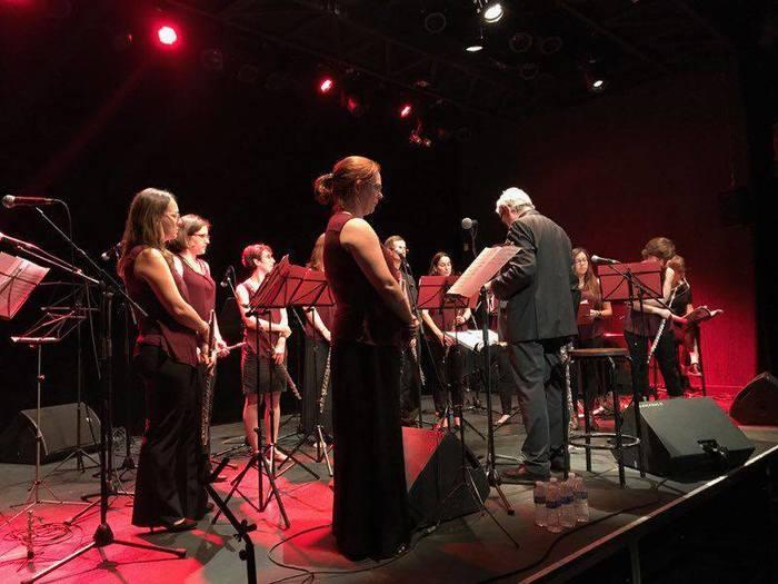 Journées du patrimoine 2019 - Annulé - Concert du Coeur de Flûtes